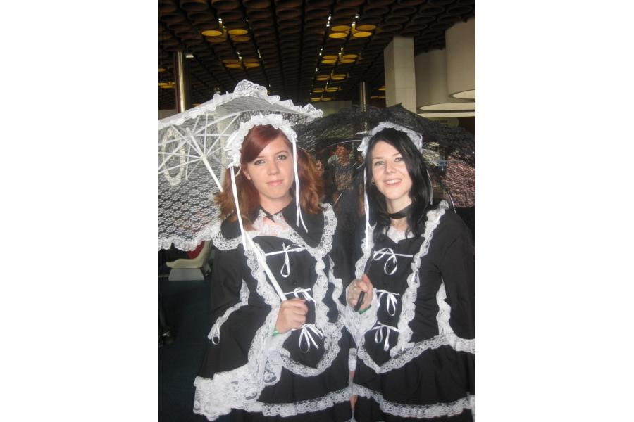 ghotic maids